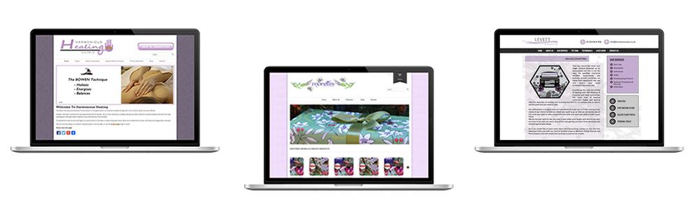 responsive web design portfolio examples