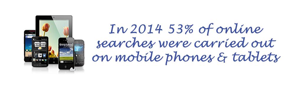 mobile phone friendly web design